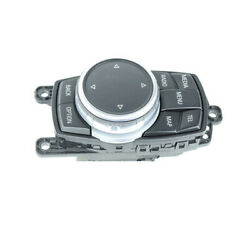 And+7 Button Multi-media Audio Gps I-drive Control Switch 65829350724 For Bmw