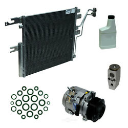A/c Compressor And Component Kit-auto Trans 6 Speed Trans Transmission Uac