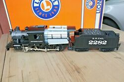 Lionel 18099 Sp 4-6-0 2282 Camelback Locomotive Conventional Southern Pacific
