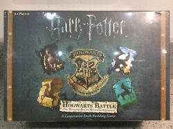 Usaopoly Harry Potter Hogwarts Battle Box Of Monsters Card Game Expansion New