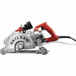 Skilsaw Medusaw 7 In. 15-amp Worm Drive Circular Saw For Concrete Spt79-00 - 1