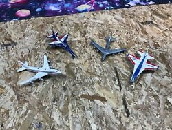 Micro Machines Planes Nasa Shuttle Mission 1992 B-52 Bomber Toys Airplanes Lot