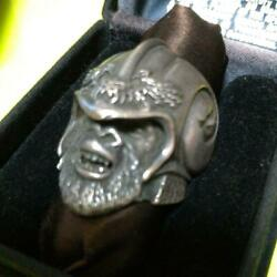 Planet Of The Apes Ring Limited Serial 110