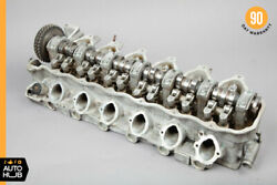 01-02 Mercedes W220 S600 Cl600 Engine Motor Right Cylinder Head 1370161601 Oem