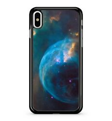 Blue Supernova Space Cosmic Stars Cloudy Misty Sky Amazing 2d Phone Case Cover