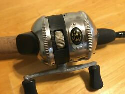 Zebco 33 Classic Rod And Reel Combonew Line Bait Clickdual Line Pick Up.