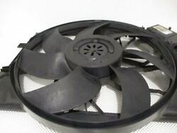 Used Oem 2004 Mercedes-benz Clk320 Radiator Cooling Fan Assembly A203 500 0293