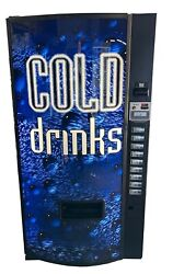 Dixie Narco 501e Soda Beverage Vending Machine Cans And Bottles Mdb Free Shipping
