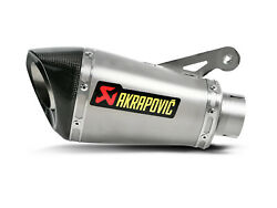 Titanium Slip On Exhaust S-b10so1-hasz For 14-16 Bmw S1000r And 10-14 S1000rr