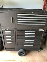 Kennedy Versa Cart Tool Box And Top Box Also