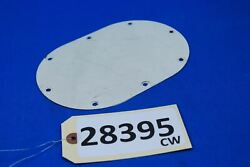 Piper Cherokee Six Left Wing Inspection Cover P/n 62109-00 28395