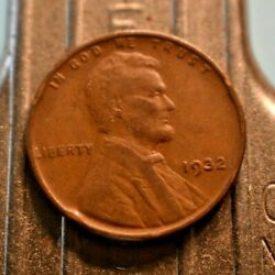 Better 1932-p Lincoln Wheat Cent 1c.  7998