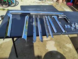 1964/65/66 Ford Thunderbird Convertible Exterior And Interior Windshield Trim.