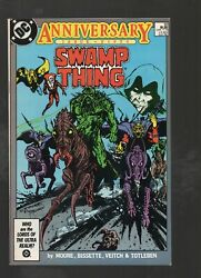 Swamp Thing 50  1st Justice League Dark      High Grade