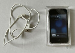 Apple Ipod Touch 3rd Gen Black/silver 32 Gb A1318 Free Bundle And Shipping