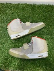 Nike Air Yeezy 2 Pure Platinum Size 11