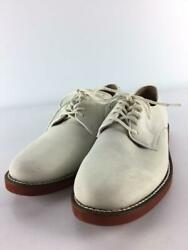 G.h.bass And Co. Brockton Us7.5 Leather White Size 7.5 Dress Shoes From Japan
