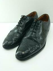 Church's Custom Grade Dress Leather Business Black Dress Shoes 548 From Japan
