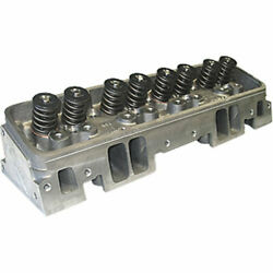 World Products 011150-2 Small Block Chevy Sportsman Ii Cast Iron Cylinder Head