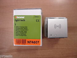 Bticino Nt4607 My Home Scs Light Tech Reader Transponder 2 Mod For 3530s 3540