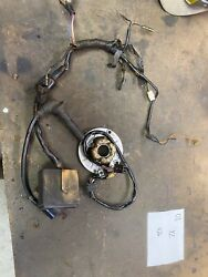 2001 Yz426f Electrical System Stator Cdi Coil