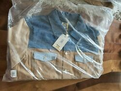 Wrangler Peter Max Collaboration Special Edition Jacket Size Medium New