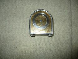 Charles Frodsham Sterling Silver 925 Miniature Humpbacked Carriage Clock