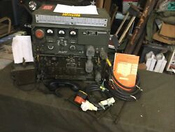 Fully Serviced Grc-106 +accyandrsquos Military Radio Transceiver Rt-662 Am3349 On Air