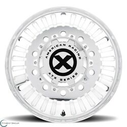 Set Of 4 New Atx Series Ao403 Roulette 24.5x8.3 10x285.75 91 Polished - Front