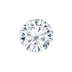 Charles And Colvard Forever One Colorless Round Brilliant Cut Moissanite Gemstone