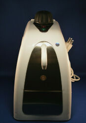 Gemoro Jewelry Steam Cleaner Brilliant Spa Model 0361 White As Is