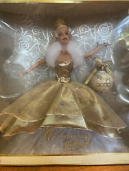Special 2000 Edition Celebration Holiday Barbie Doll Unopened With Box