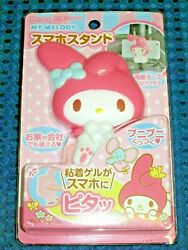 Sanrio San-x Official My Melody Smartphone Gel Stand Display For Car Kitty Japan