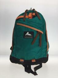 Gregory Grn Nylon Green Fashion Back Pack 1937 From Japan