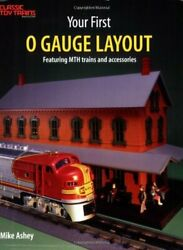 Your First O Gauge Layout Featuring Mth Trains And Accessories By Ashey, Mik…
