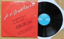 S864 Cluytens Beethoven Symphony No.3 Fono Ring Stereo Sfglp 77945
