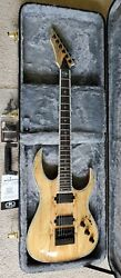 B.c. Rich Shredzilla Prophecy Electric Guitar Spalted Maple New Hs Case