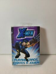 Bicycle X-men Wolverine Marvel Characters Playing Cards Deck Sealed