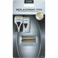 Andis Profoil 17160 Replacement Foils For Shavers 17150 And 17200 New