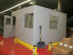 Modular Implant Office System - 10and039 X 8and039 Or Built To Customer Spec