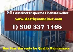 20and039 Cargo Worthy Shipping Container / 20ft Storage Container - Cincinnati Oh