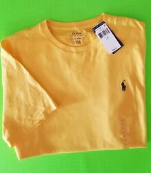 Polo Mens Classic Fit T Shirt Brand New With Tag Crewneck Tee L