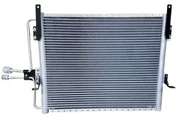 Ac Condenser Mercedes W123 280e 300d 300td 300cd And Others New