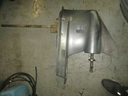 Yamaha Ox66 225hp Outboard Lower Unit With 25 Shaft