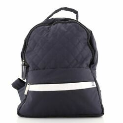 Sport Line Backpack Quilted Nylon Medium