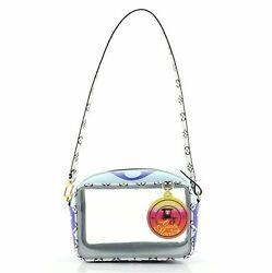 Louis Vuitton Beach Pouch Limited Edition Cities Colored Monogram Giant $1272.00