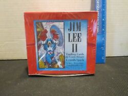 1991 Comic Images Jim Lee Series 2 Factory Sealed Box All Cards Should Be Mint