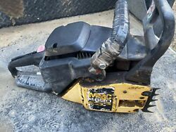 Mcculloch Mac 4600 Chainsaw For Parts Or Repair