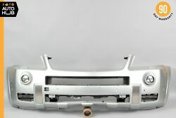 06-08 Mercedes W164 Ml63 Amg Ml550 Front Bumper Cover Assembly Sport Silver Oem