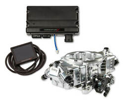 Holley 550-1060 Terminator X Stealth 4150 Efi System Gm Ls Engines With 58x Igni
